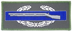 Combat Infantryman Badge Patches